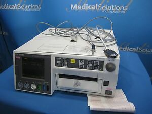 Ge Corometrics 120 Series Maternal fetal Monitor Ge Medical Systems Kp C1 7