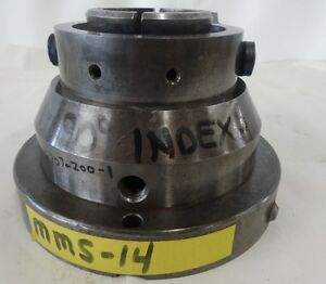 Zagar 8 Stationary Collet Chuck Lever Indexing 2 Capacity
