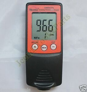 New Cm8801nf Digital Coating Thickness Gauge Paint Meter Tester 0 1250um 0 50mil