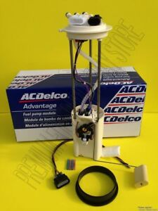 New Oem Acdelco Fuel Pump Module Assembly For 99 03 Chevy Silverado Gmc Sierra