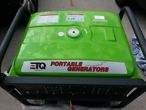 Etq 6000 Watts Continuous 7000 Watts Maximum Output Propane Generator
