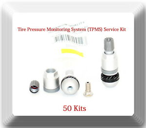 50 Repair Kit Of Tire Pressure Monitoring System Tpms Fit acura Kia Mercedes