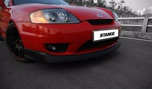 Stance Front Lip For Hyundai Tuscani 1st Generation 02 05
