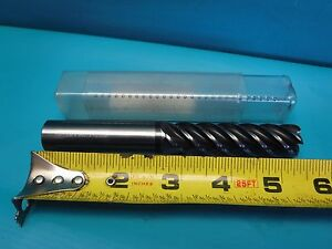 Used End Mills Data Flute Mhcrl50750 030 3 4