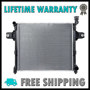 2839 Radiator Jeep Commander 06 10 Grand Cherokee 05 10 3 0 3 7 V6 4 7 6 1 V8