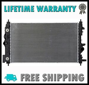 13199 New Radiator For Chevrolet Cruze 2010 2011 2012 2013 2014 2015 1 4 1 8 L4