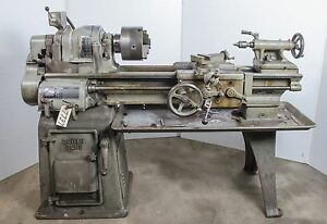 Lathe 13 South Bend Model Cl145b ctam 7737