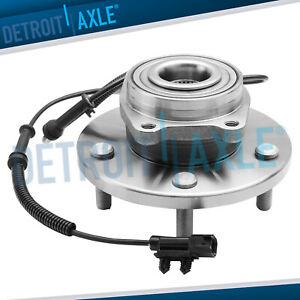 Front Wheel Bearing Hub Dodge Grand Caravan Chrysler Town Country Vw Routan