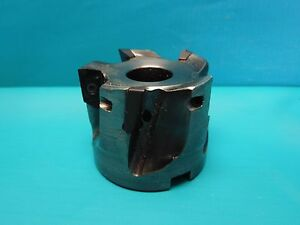 Used Kennametal M1d200 5 Flute Face Mill
