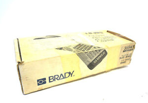 Used Brady 33941 I d Pro Wire Marker Printer