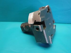 Used Sonnet Fcx400 4 Face Mill Cutter 1 1 4 Shank
