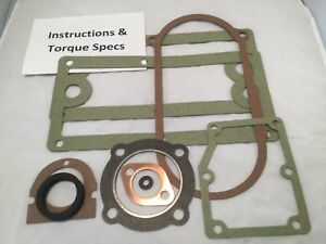 9 Piece Gasket Set John Deere 1 5 Hp Type E Hit Miss Gas Engine For Waterloo