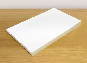Quality A4 White Matt Self Adhesive Sticky Back Label Printing Paper Sheets