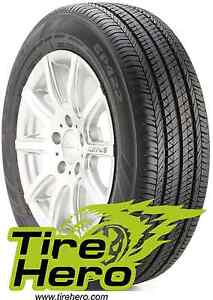 215 60r16 Bridgestone Ecopia Ep422 Plus Blk 95v New Set Of 2