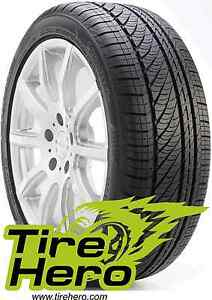 255 45r18 Bridgestone Turanza Serenity Plus Blk 103w Xl New Set Of 2