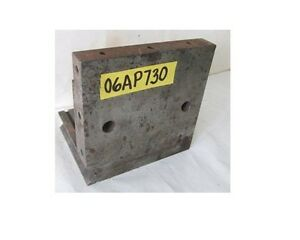 6 X 6 X 5 Angle Plate Work Holding Fixture