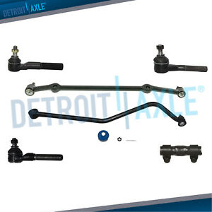 1993 1998 Jeep Grand Cherokee Front Track Bar Inner And Outer Tierod Kit 4 0l
