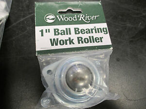 Ball Metal Transfer Bearing Unit Conveyor Roller 1 lot Of 10