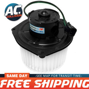Jpb005 Ac Heater Blower Motor For Jeep Cherokee Comanche