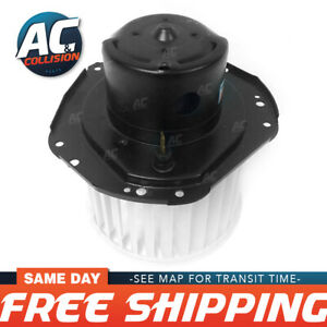 Ckb003 700103 Ac Heater Blower Motor For Chevrolet Blazer Tahoe Gmc Yukon
