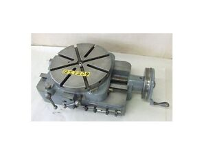 12 Indexing Rotary Table
