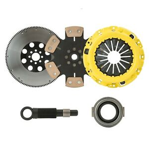 Clutchxperts Stage 4 Clutch Kit flywheel 96 04 Mustang Gt 4 6l Tr3650 6bolts