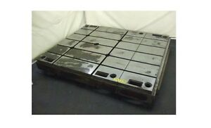 71 X 84 Industrial Horizontal Sub Plate Fixture Table