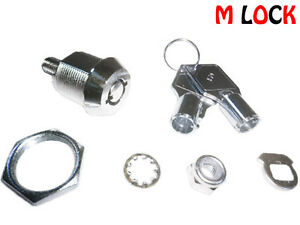 Lof Of 10 5 8 Tubular Cam Lock 180 Degree W 2 Key Pulls 5 Keys In Total