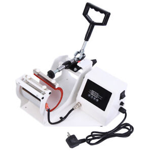 350w Mug Heat Press Machine Automatic Cup Heat Transfer Sublimation