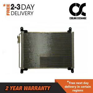 Parallel Flow Condenser For 03 07 Freightliner Business Class Columbia Fl M