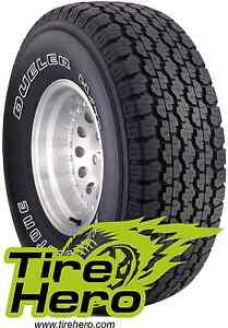 P265 70r16 Bridgestone Dueler H T 689 Blk 111s New Set Of 2