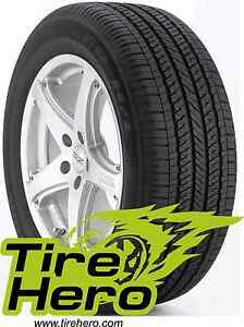 P245 60r18 Bridgestone Dueler H L 400 Blk 104h New Set Of 4
