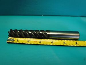 Used End Mills Data Flute Mhl50750 5 Flute 3 4