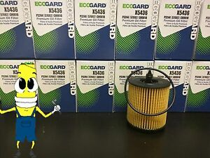 Premium Oil Filter For Pontiac Sunfire With 2 2l Engine 2002 2005 Case Of 12