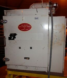 New England Oven Furnace Model Ju300 Heating Rate 3 0 Kw Good Condition