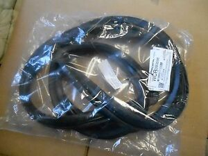 Mopar 66 67 Coronet Belvedere 2 4 Door Sedan Rear Window Gasket Seal New