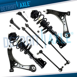 Front Lower Control Arms Struts For 2008 14 Town Country Dodge Grand Caravan