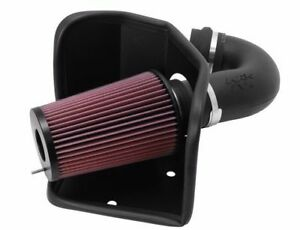 K n Cold Air Intake System 57 1525 For 1994 2002 Dodge Ram 5 9l Cummins Diesel