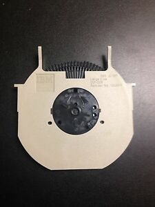 Genuine Ibm Wheelwriter large Elite Printwheel 1353017