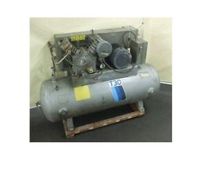 Ingersoll Rand 5 Hp Air Compressor 80 Gallon Capacity