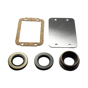 Dana 30 Disconnect Block Off Kit Includes Seals And Plate Yukon Gear