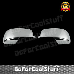For Dodge Journey 2009 2010 2011 2012 2013 2014 Chrome Mirror Cover
