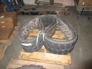 B320x86x54 Rubber Track To Fit Gehl Rt175 mustang yanmar T175 loegering Vts13