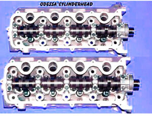 New 2 Ford F150 F250 F350 4 6 5 4 Sohc 3 Valve V8 Cylinder Heads 3l3e No Core