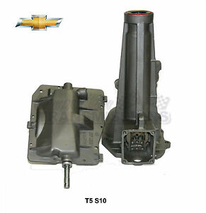 T5 S10 Rear Tail Housing Top Cover Used Electric Speedo New Seal Installed