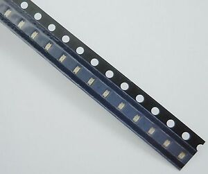 4000pcs New 0603 Smd Smt Pure Green Led Lamp Light