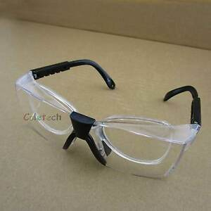 2x Industrial Laser Safety Glasses Goggles For 1064nm Yag Laser Lab Test Od5