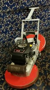 Phoenix Titan Twin 24 Dual Pad Propane Floor Buffer Burnisher With Kawasaki 17
