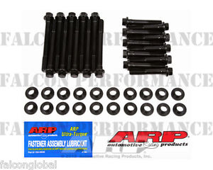 Ford 5 0 302 Using 351w Heads Arp Race Cylinder Head Bolt Kit W Insert Washers