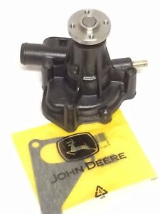 Water Pump John Deere Am878201 955 Tractor 675 675b Skid Steer Am880905 Am875942